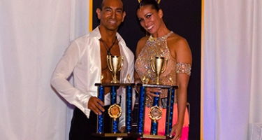 3rd Place 2014 World Salsa Summit